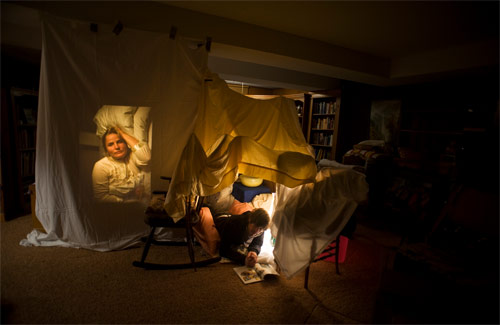where the wild things are forts