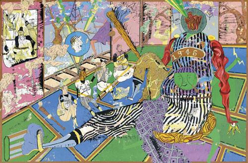 hiro kurata artist painter painting