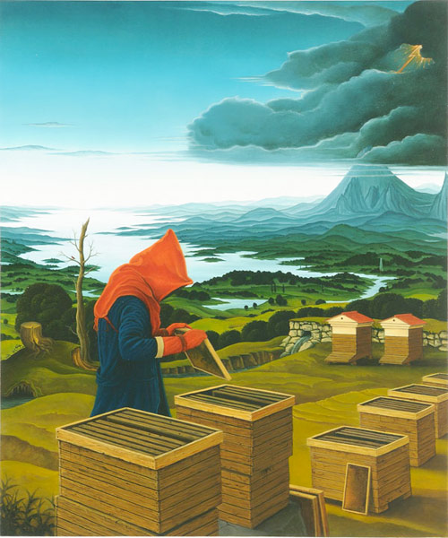 john stark artist painter painting