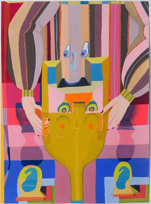 keegan mchargue artist painter painting