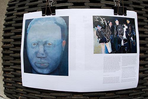 marlene dumas contemporary painter artist painting