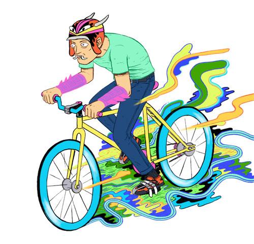 mike bertino illustration illustrator drawing
