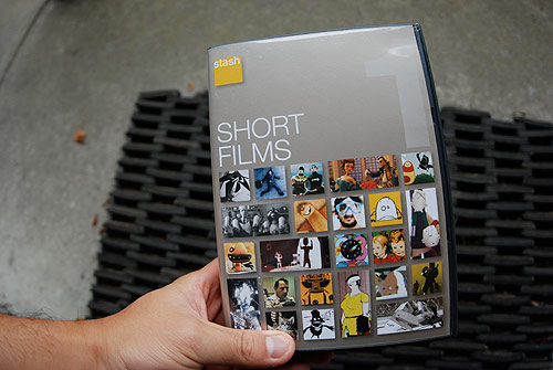 stash dvd magazine short films 1