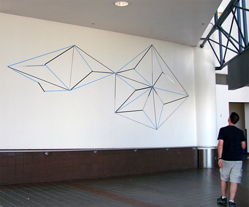 timothy nolan artist drawing installation