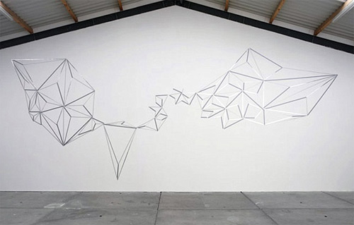 timothy nolan artist drawing installation