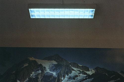Photographer Achinoam Alon photography mountain wall