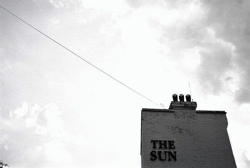 Photographer Achinoam Alon photography the sun chimney