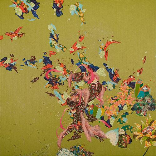 beau chamberlain artist painter painting