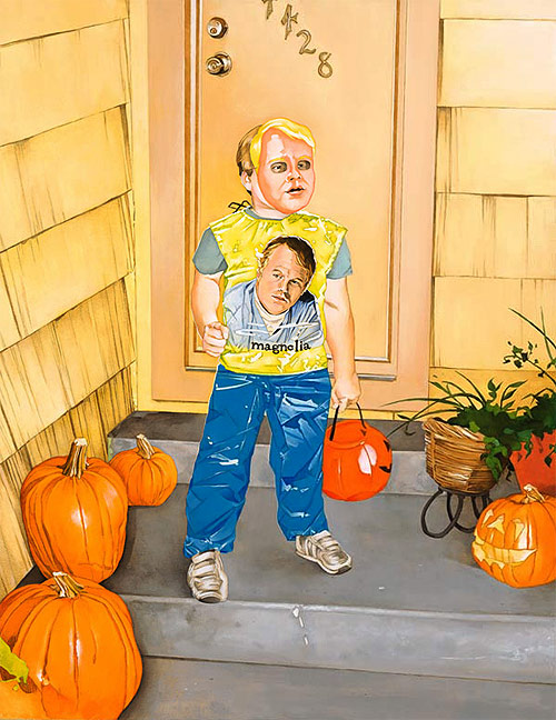 philip seymour hoffman halloween costume magnolia brandon bird painter