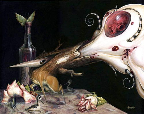 greg craola simkins artist painter painting