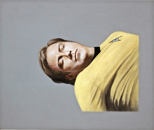 luke butler enterprise star trek painter painting artist