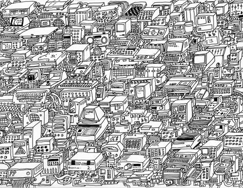 maxwell paternoster illustration illustrator
