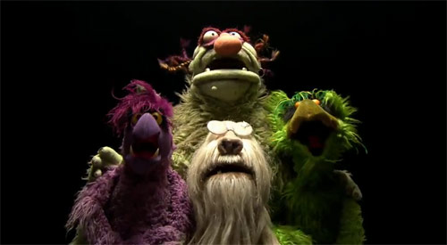 the muppets perform bohemian rhapsody queen cover 1080p