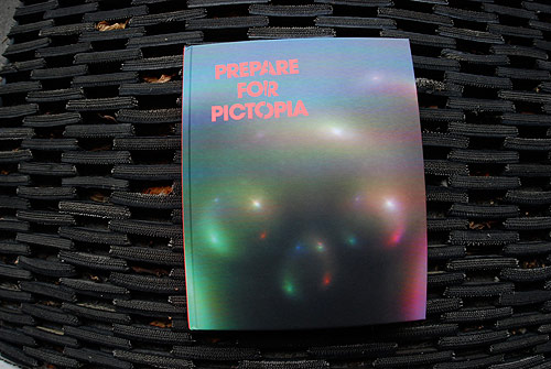 prepare for pictopia pictoplasma publishing book