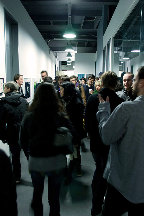 tangents art show vancouver event photos lifetime booooooom