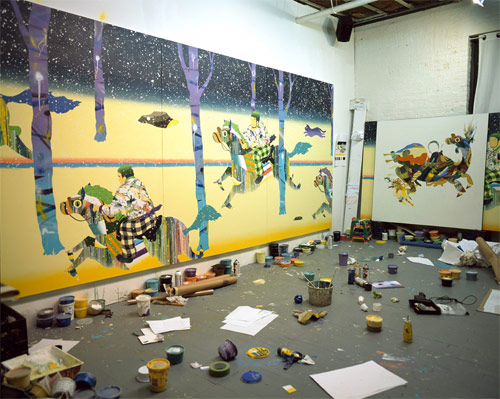 tomokazu matsuyama artist painter painting