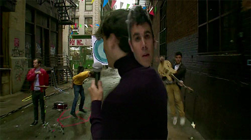 vampire weekend cousins music video garth jennings