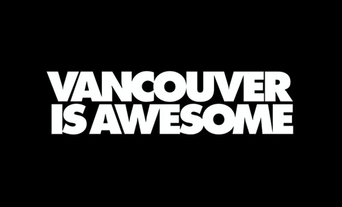 vancouver is awesome donor drive