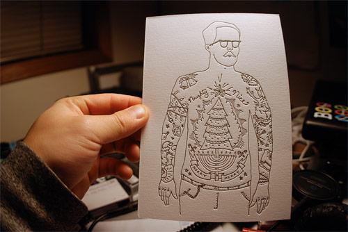 Ariel Aberg-Riger illustrator drawing
