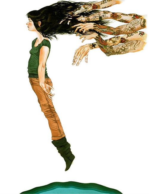 caitlin kuhwald illustration illustrator drawing