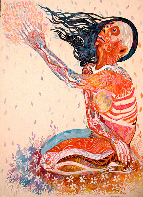 erin mccarty artist three painter painting