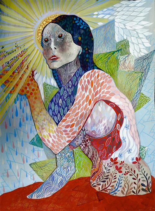 erin mccarty artist six painter painting