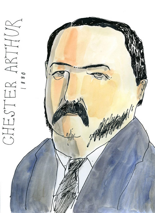 chester arthur elizabeth graeber  illustration illustrator baltimore