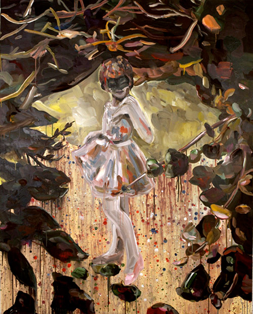 fanny bostrom artist painter painting new york sweden
