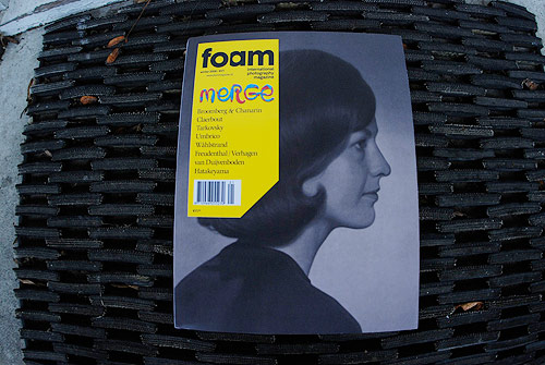 foam magazine international photography merge issue amsterdam
