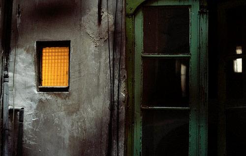 photographer Irene Blázquez photography house window