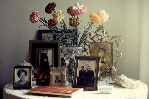 photographer Irene Blázquez flowers