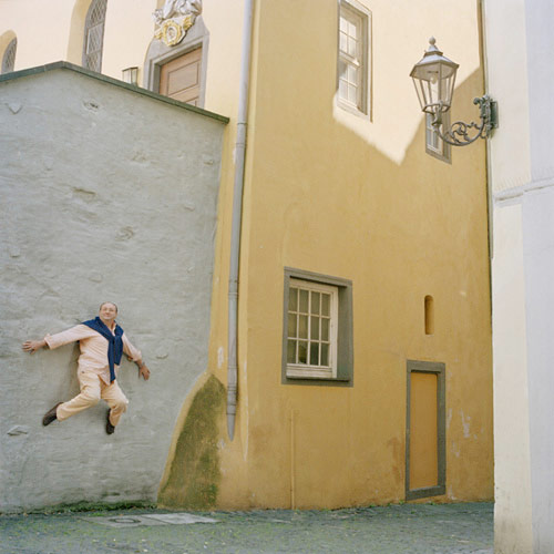 ivo mayr photographer photography artist floating people