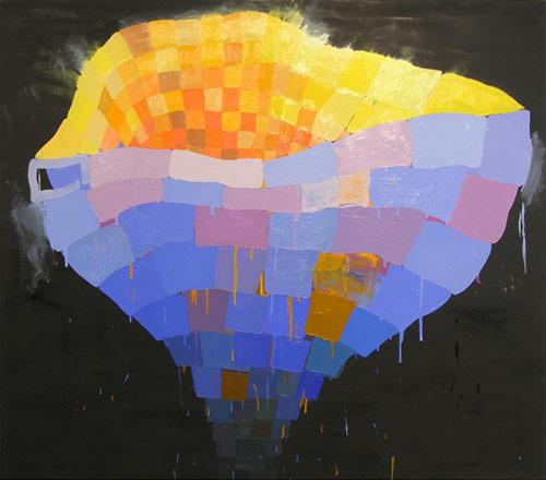 jason karolak four  painter painting