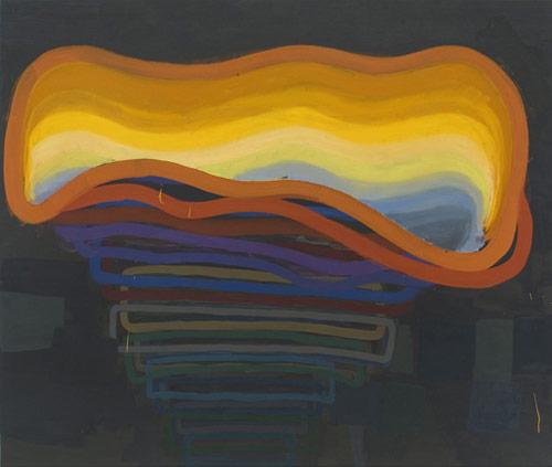 jason karolak six artist painting