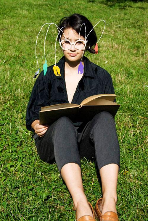 jessica atkinson toronto designer plasticine lonely glasses