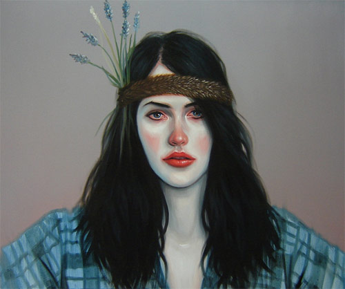 kris knight artist painter painting canadian