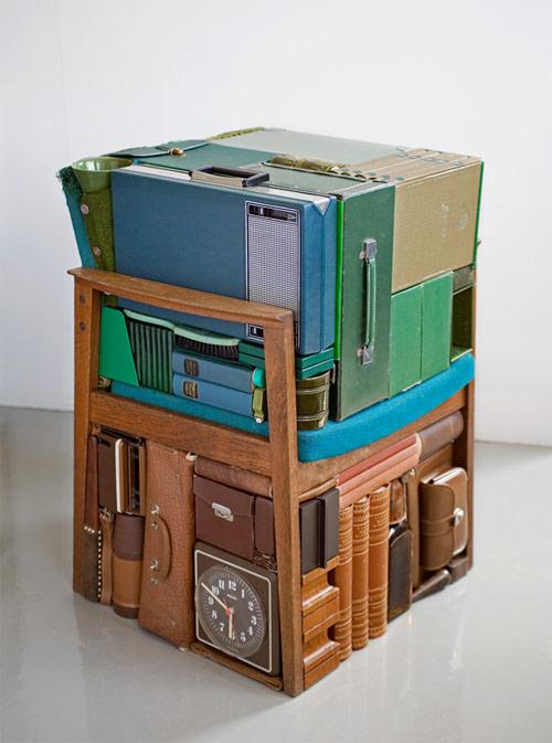 michael johansson artist sculpture installation objects