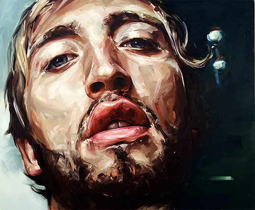 nick lepard painter emily carr graduate vancouver two painting