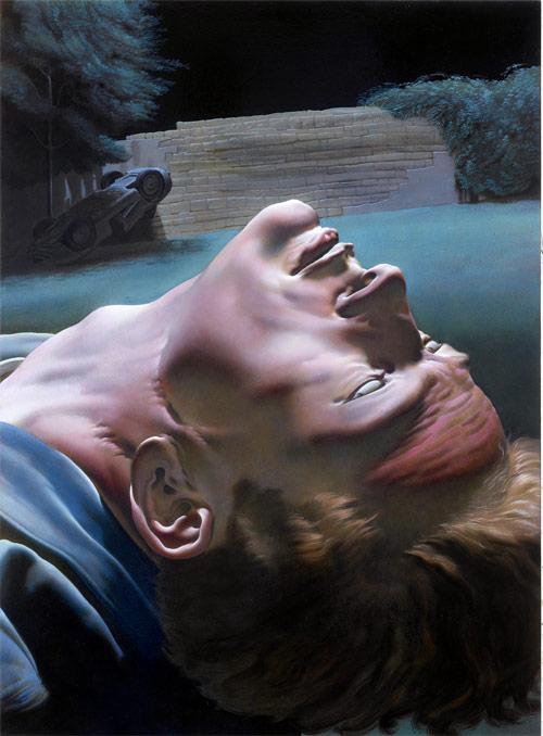 nicola verlato artist face portrait painter painting