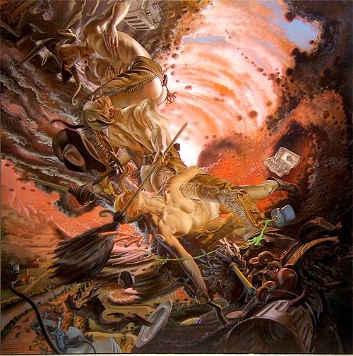 nicola verlato mothers artist painter painting