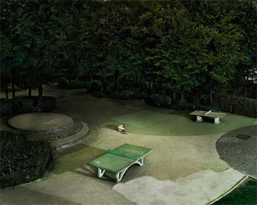 ruben brulat nude portrait photographer ping pong park night photography