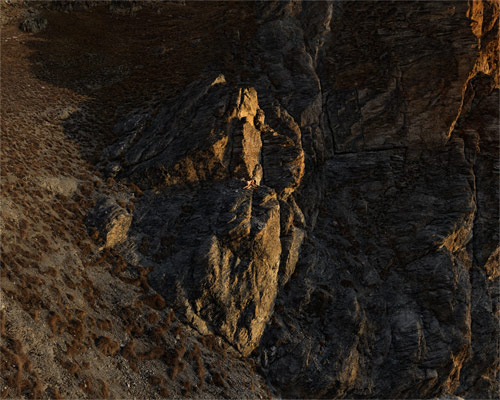 ruben brulat nude portrait mountain rocky photographer photography