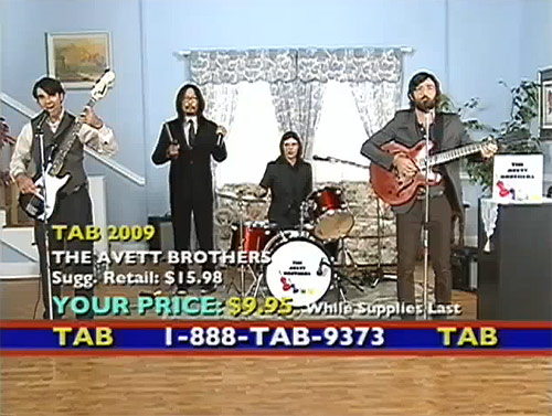The Avett Brothers Slight Figure of Speech music video directed by Jody Hill