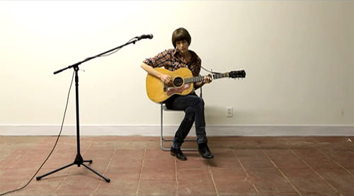 this los angeles live acoustic performance jen furches