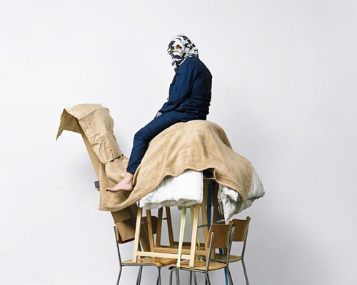 Geoffrey Cottenceau and Romain Rousset one art work portfolio gneborg sculpture photography