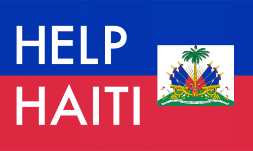 contemporary art donated to help haiti