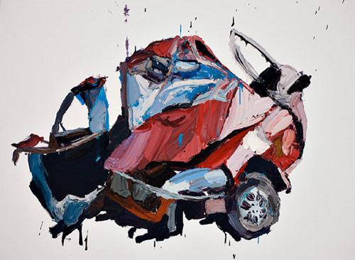 artist painter painting ben quilty