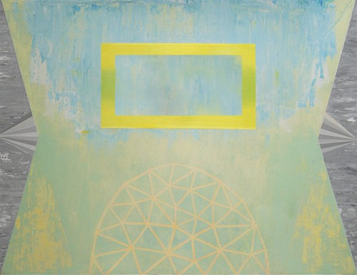 dan bina artist painter painting