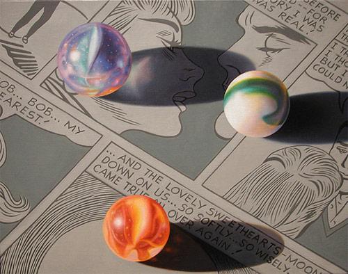 glennray tutor five photorealism artist painter painting