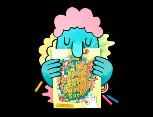 indie rock coloring book haiti andy j miller yellow bird project